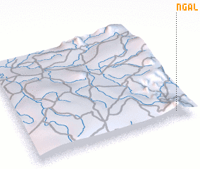 3d view of Ngal