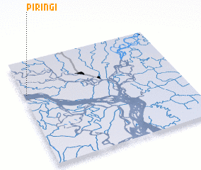 3d view of Piringi