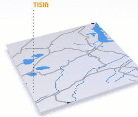 3d view of Tisin