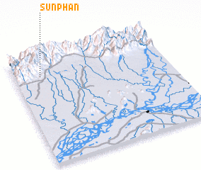 3d view of Sunphān