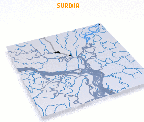 3d view of Surdia