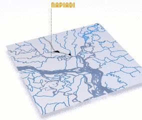 3d view of Nāpiādi