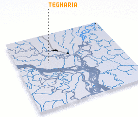3d view of Tegharia
