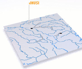 3d view of Jhusi