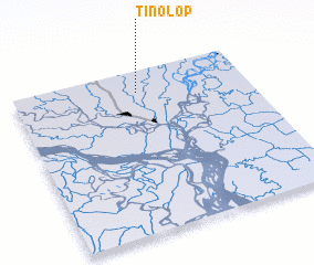 3d view of Tinolop