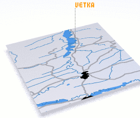 3d view of Vetka