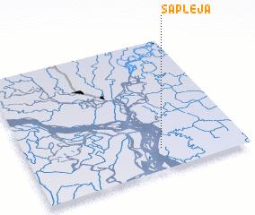 3d view of Sāpleja