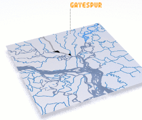 3d view of Gayespur