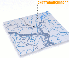 3d view of Chotta Rāmchandradi