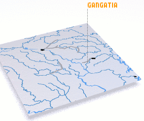 3d view of Gāngātia
