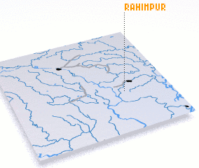 3d view of Rahimpur