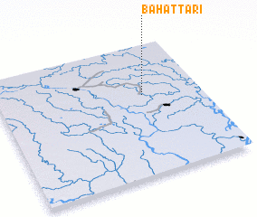 3d view of Bāhāttari