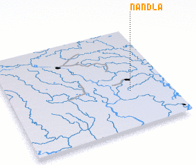 3d view of Nāndla