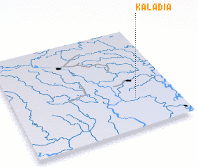 3d view of Kalādia