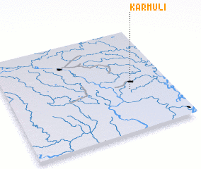 3d view of Karmuli