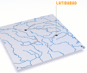 3d view of Latibābād