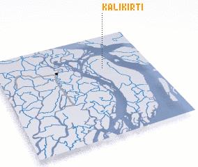 3d view of Kālikirti