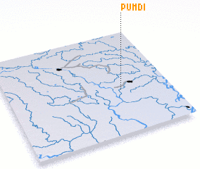 3d view of Pumdi