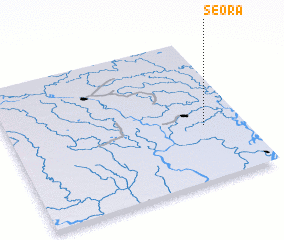 3d view of Seora