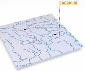 3d view of Bagādubi