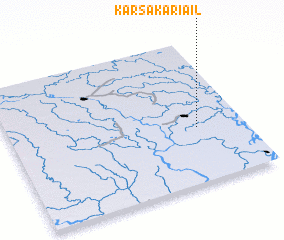 3d view of Karsa Kariāil