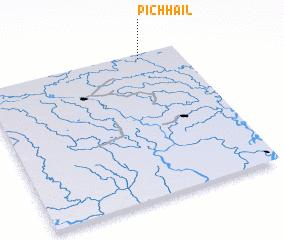 3d view of Pichhāil