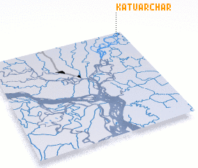 3d view of Kātuār Char