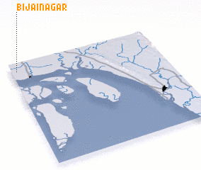 3d view of Bijainagar