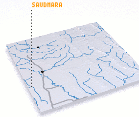 3d view of Sāudmāra