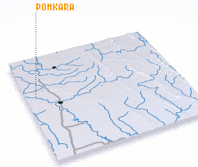 3d view of Pomkāra