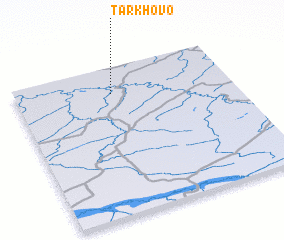 3d view of Tarkhovo