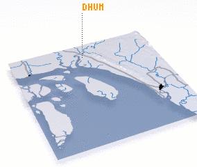 3d view of Dhum