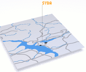 3d view of Syda
