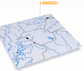 3d view of Lamagazi