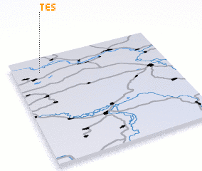 3d view of Tes\