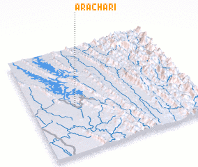 3d view of Arachari