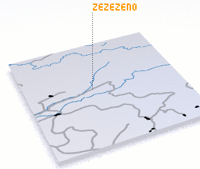 3d view of Zezezeno