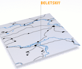 3d view of Beletskiy