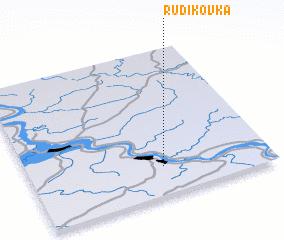 3d view of Rudikovka
