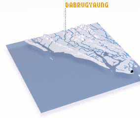 3d view of Dabrugyaung