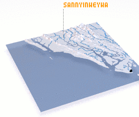 3d view of Sannyinweywa