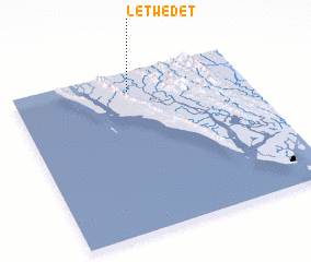 3d view of Letwedet