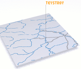 3d view of Teystroy