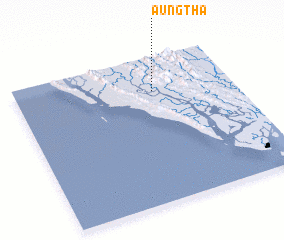 3d view of Aungtha