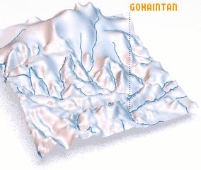 3d view of Gohaintan