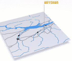 3d view of Aryskan
