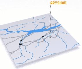 3d view of Aryskan