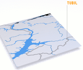 3d view of Tubil\