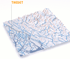 3d view of Thedet