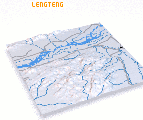 3d view of Lengteng